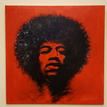oljemalning jimi hendrix jim johnsson
