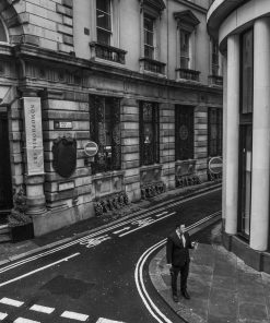 Fotokonst Jens C Hilner The Social Man 2014