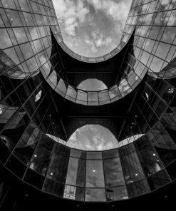 Jens C Hilner Batman Building
